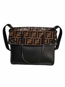 Fendi Flip Reg Shoulder Bag