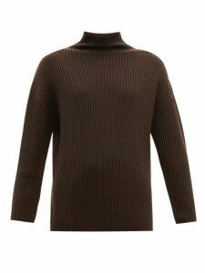 Max Mara Leisure - Bolivia Sweater - Womens - Dark Brown