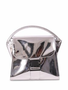 Zucca Silver Buckled Bag M