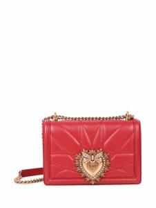 Dolce & Gabbana Red Devotion Bag M