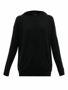 Nili Lotan - Selma Cashmere Hooded Sweater - Womens - Black