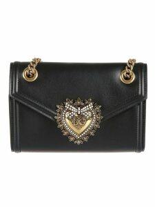 Dolce & Gabbana Embellished Shoulder Bag