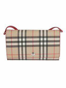 Burberry Ls Hannah Ds3 Shoulder Bag