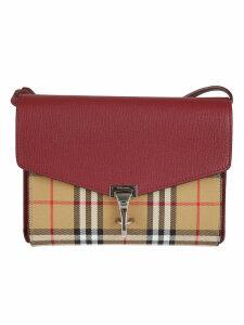 Burberry Ll Sm Macken De2 Shoulder Bag