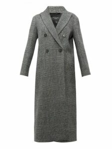 Weekend Max Mara - Porfido Coat - Womens - Black White