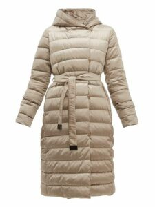 S Max Mara - Novef Coat - Womens - Light Gold