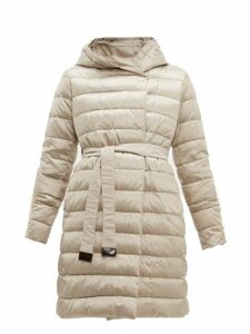 S Max Mara - Novef Coat - Womens - Light Grey