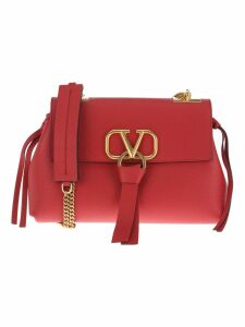 Valentino V-ring Shoulder Bag