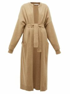 Extreme Cashmere - No. 105 Big Coat Cashmere Blend Coat - Womens - Camel