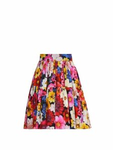 Jil Sander - Tangle Medium Braided Strap Leather Tote Bag - Womens - Black