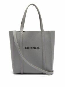 Balenciaga - Everyday Tote Xxs - Womens - Grey