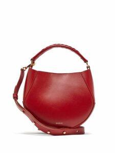 Wandler - Corsa Mini Leather Tote Bag - Womens - Red