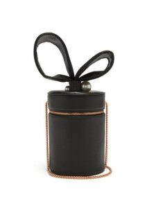 Sophia Webster - Bonnie Leather Cylinder Bag - Womens - Black