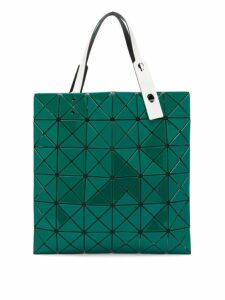 Bao Bao Issey Miyake - Lucent Gloss Bi Colour Tote - Womens - Green