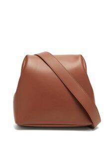 Osoi - Brot Medium Leather Cross Body Bag - Womens - Tan