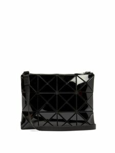 Bao Bao Issey Miyake - Lucent Cross Body Bag - Womens - Black