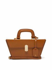 Hillier Bartley - Cassette Leather Bag - Womens - Tan