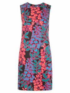 Carolina Herrera floral print dress - Black