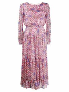 Saloni Isabel dress - PINK
