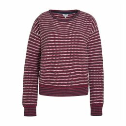 Nyllot Cotton Jacquard Jumper