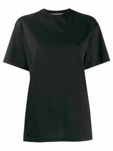 Golden Goose printed jersey T-shirt - Black