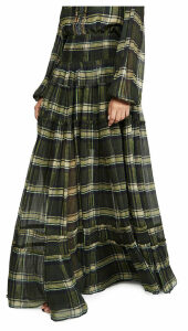 Camilla 4 Tiered Gathered Skirt