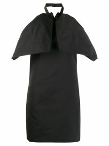 Givenchy ruffled mini dress - Black