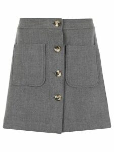 Olympiah Andes skirt - Grey