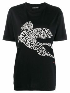 Etro printed T-shirt - Black