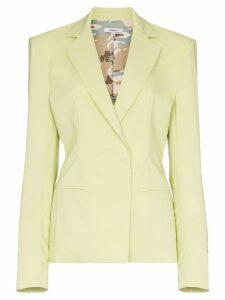 Miaou Mika open-front blazer - Green