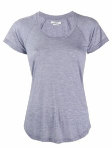Isabel Marant Étoile Almon short sleeve T-shirt - Blue