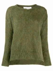 8pm Denebola furry sweater - Green