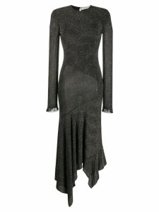 Philosophy Di Lorenzo Serafini embellished long dress - Black