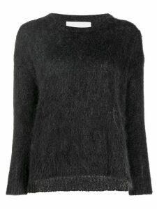 8pm Denebola furry sweater - Grey
