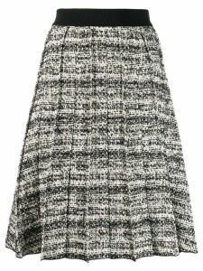 Giambattista Valli pleated skirt - White