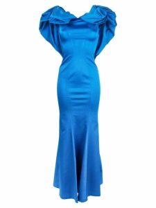 Zac Zac Posen Taye evening gown - Blue