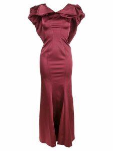 Zac Zac Posen Taye evening gown - Red