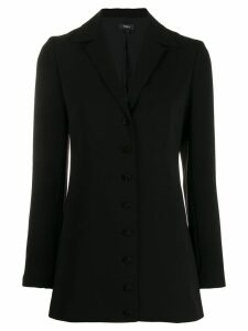 Theory classic single-breasted blazer - Black