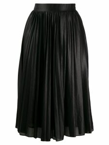 Pinko georgette skirt - Black