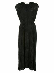 Vince pleated dress - Black