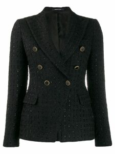 Tagliatore Jalicya jacket - Black