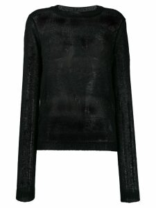 Dondup knitted jumper - Black