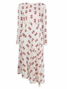 La Doublej Pina dress - White