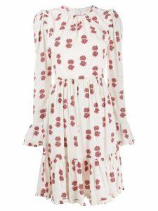 La Doublej Short Visconti dress - White