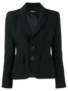 Dsquared2 tailored classic blazer - Black