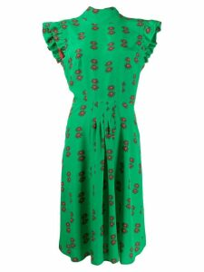 La Doublej Bon Ton dress - Green