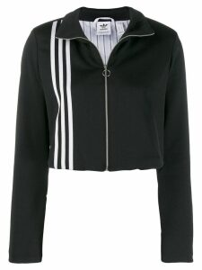 Adidas cropped sweatshirt - Black