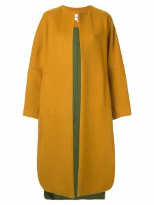 Enföld oversized coat - Yellow