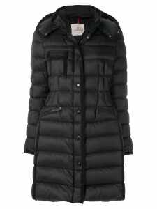 Moncler Hermine padded coat - Black