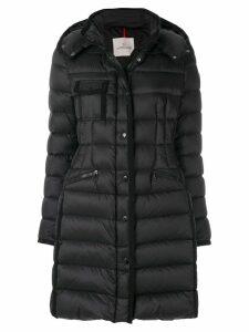 Moncler Hermine padded coat - Black